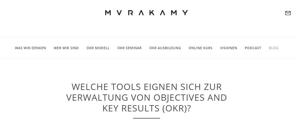 OKR_tools