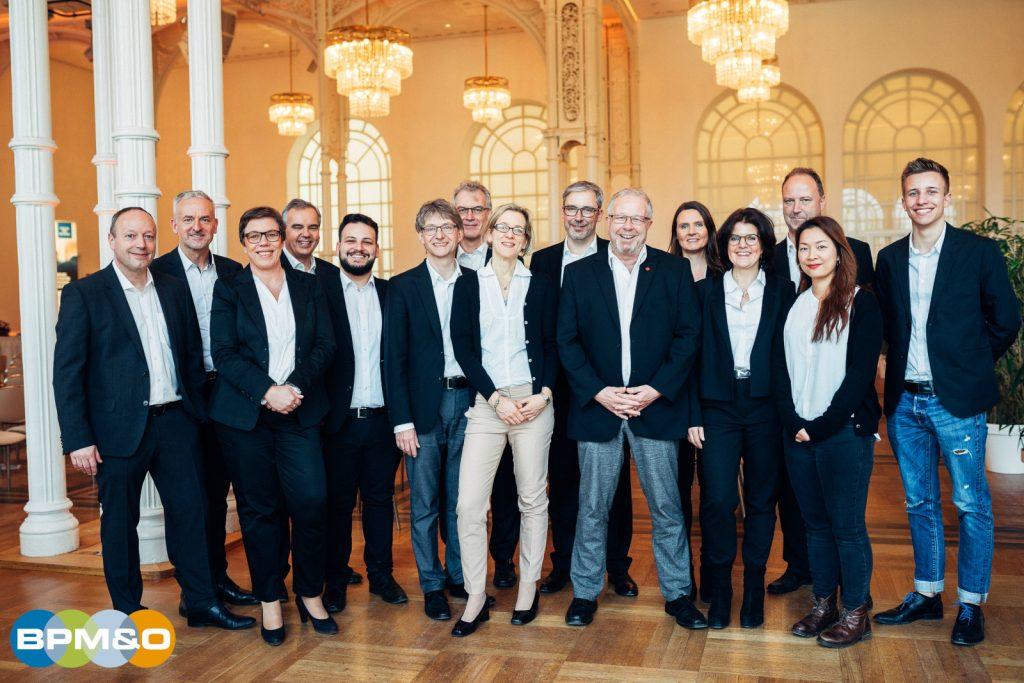 CPOs@BPM&O Jahreskongress 2019 - Team BPM&O