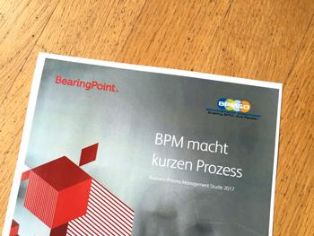Business Process Management-Studie